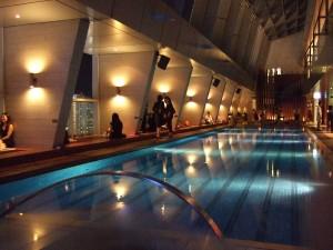 Éjszakai wellness élményfürdő - izgalmas fények, különleges szórakozás