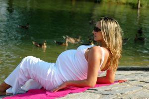 Élményfürdő terhesség alatt